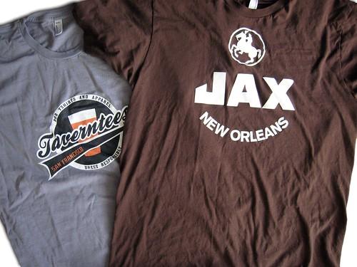 Jax new orleans beer tshirt our jax beer t shirt printed for T shirt printing new orleans