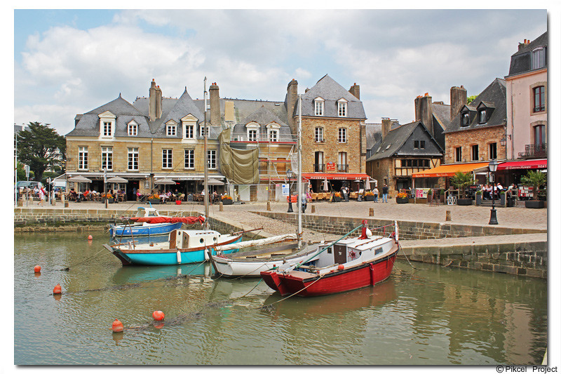 Auray port de la ville d 39 auray s bastien flickr for Piscine auray