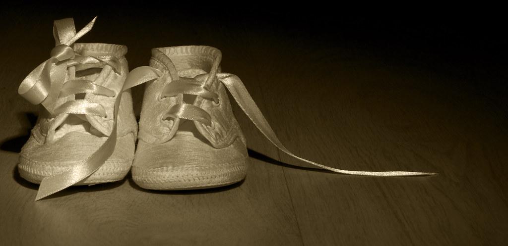White Christening Shoes Uk