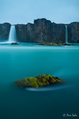 Waterfall of Gods | by  Pere Soler