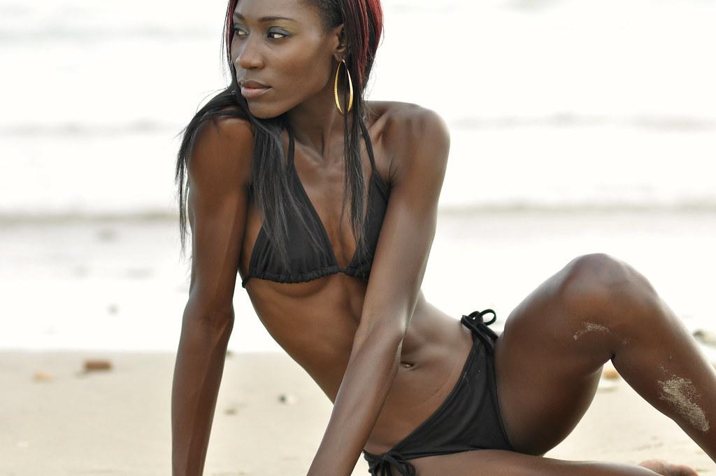 ebony female