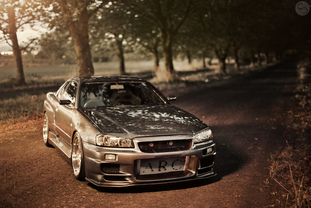 Day 265/365 - R34 Nissan Skyline GTR [Explored] | 9/22 ...