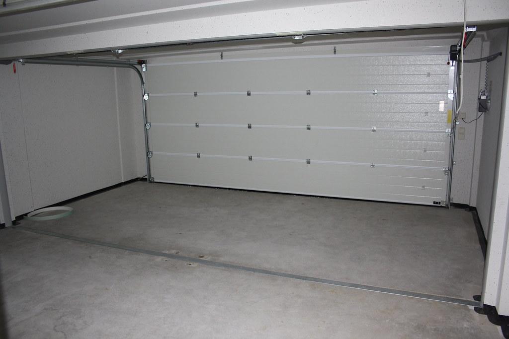 Garagentor Innen
