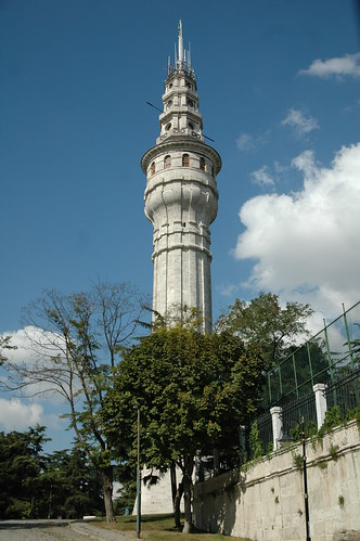 Beyazit Tower  Beyazit Tower, fire tower (architect ...