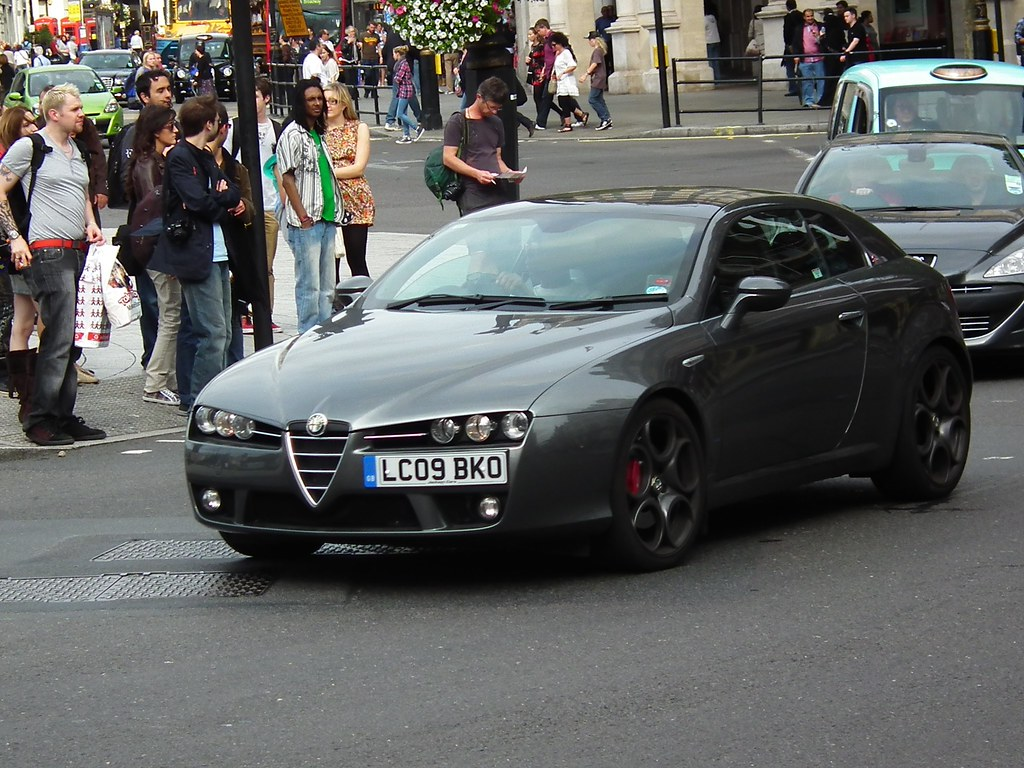 brera s 2009 alfa romeo brera s v6 jts kenjonbro flickr. Black Bedroom Furniture Sets. Home Design Ideas