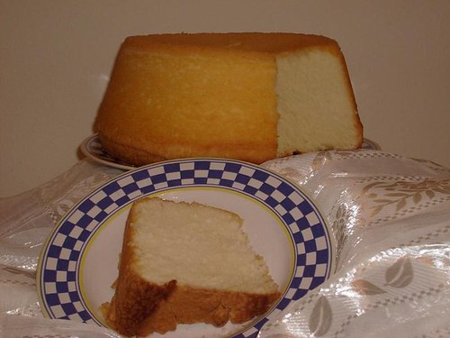 Sour Cream Pound cake | by MissShon