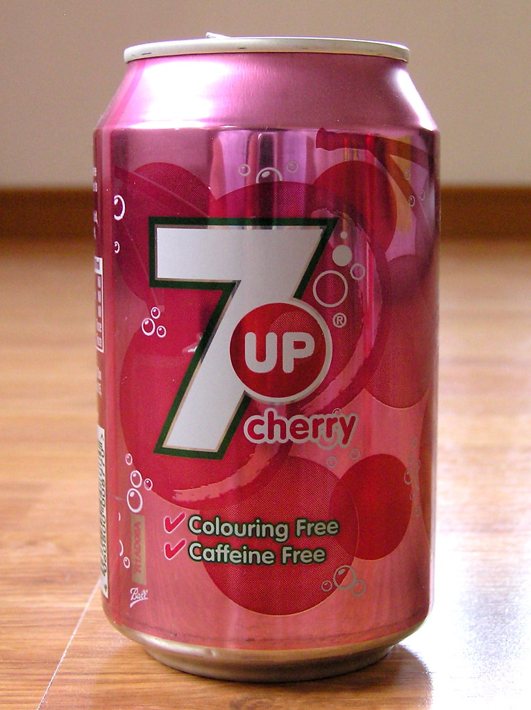 7up Cherry can | JY T | Flickr
