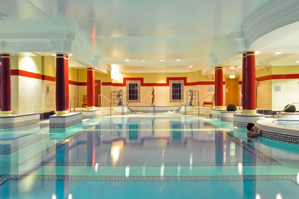 Ardilaun Hotel Swimming Pool Aa Ireland Flickr
