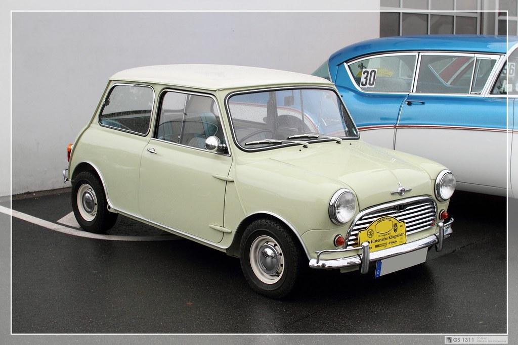 1963 1969 Morris Mini Cooper S 01 Georg Sander Flickr