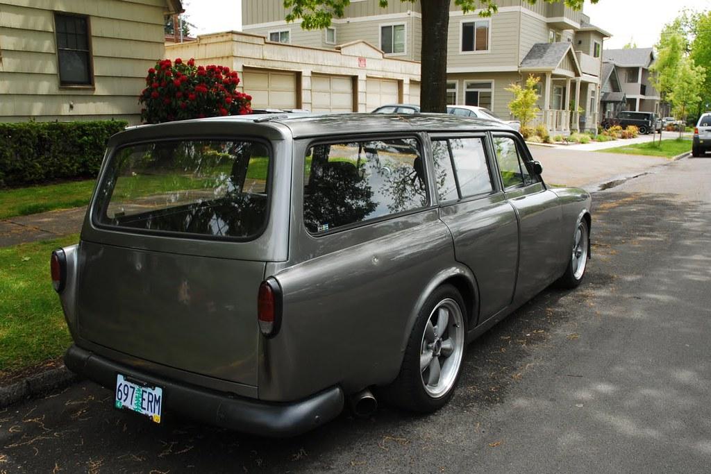 1965 65 Volvo 122S Amazon Station Wagon 5 Door B18 M40 Cus… | Flickr