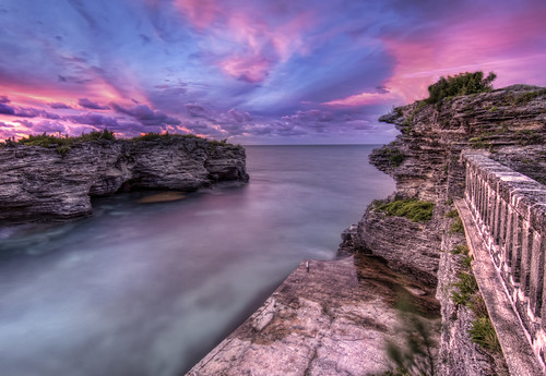 Bermuda Pink and Blue | by Johnny Peacock