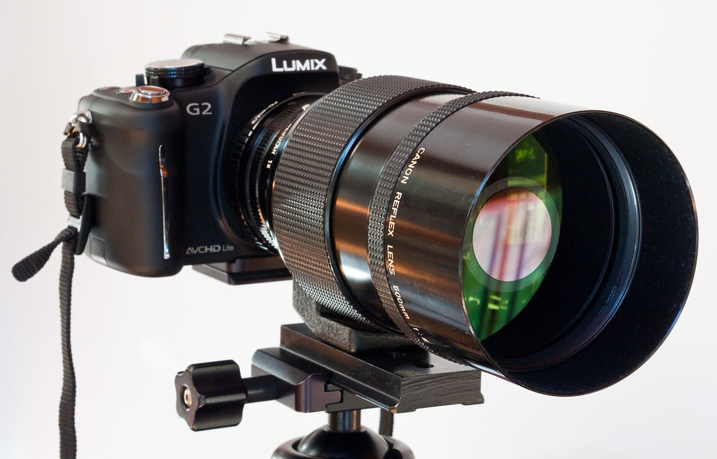 500mm Mirror Lens Canon Canon fd 500mm Mirror Lens