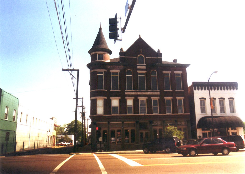 Masonic Lodge Columbus Ms Built 1902 Columbus Ms