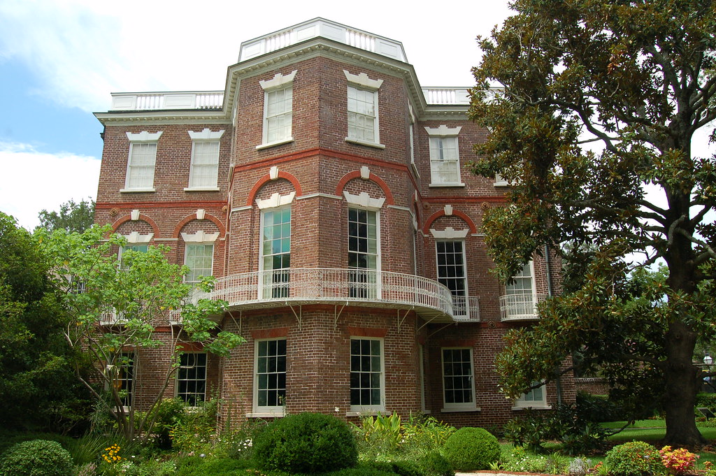 Nathaniel russell house wedding