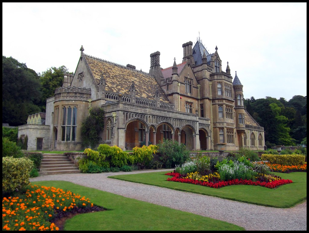 Tyntesfield flickr for Beautiful mansions photos