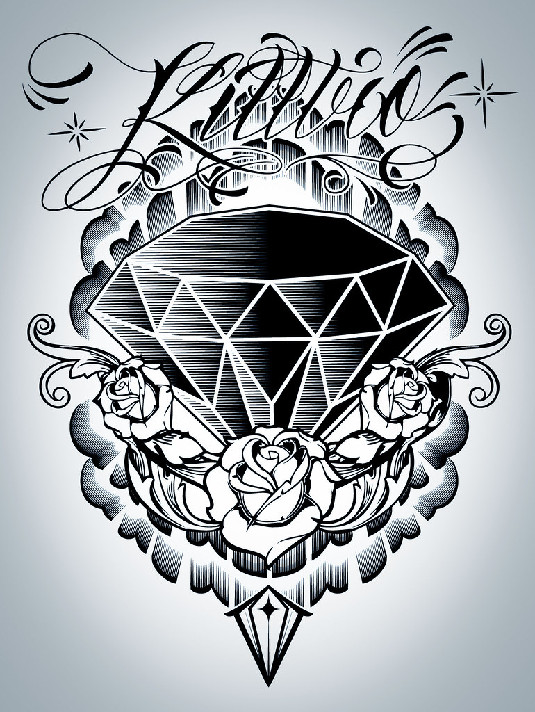 killtro diamond rose | Mario Lantadilla Muñoz | Flickr