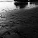 Last Light in Black & White at Ruby Beach