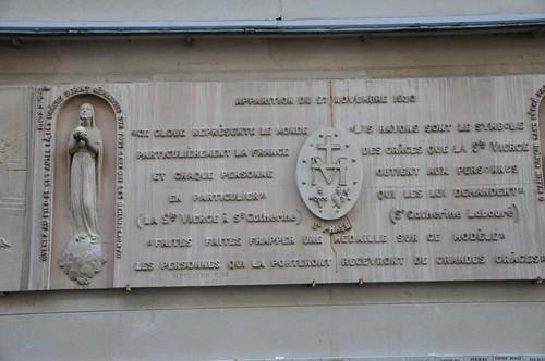 Medaille Miraculeuse,Paris