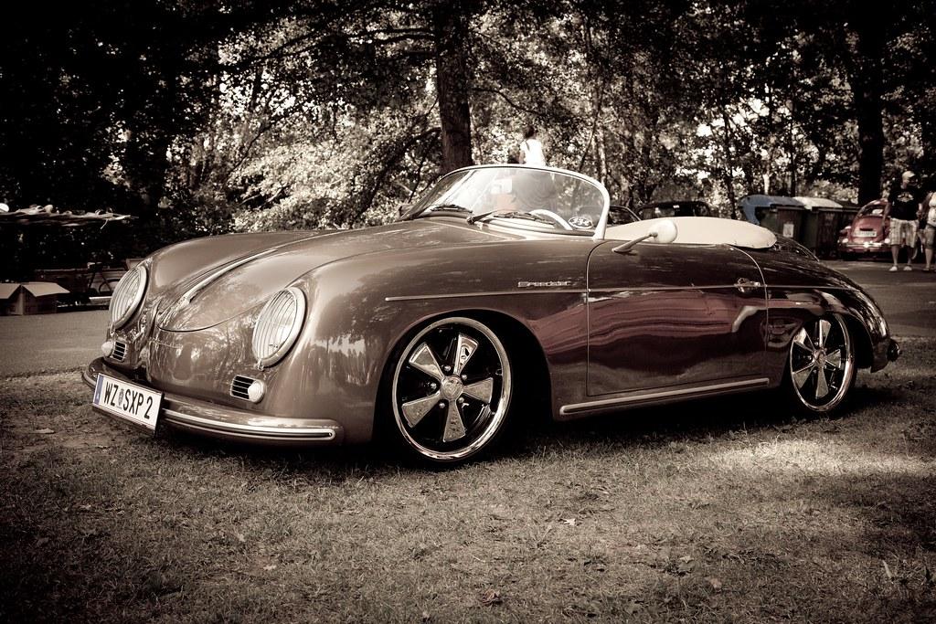 Porsche 356 Speedster Markus Lang Flickr