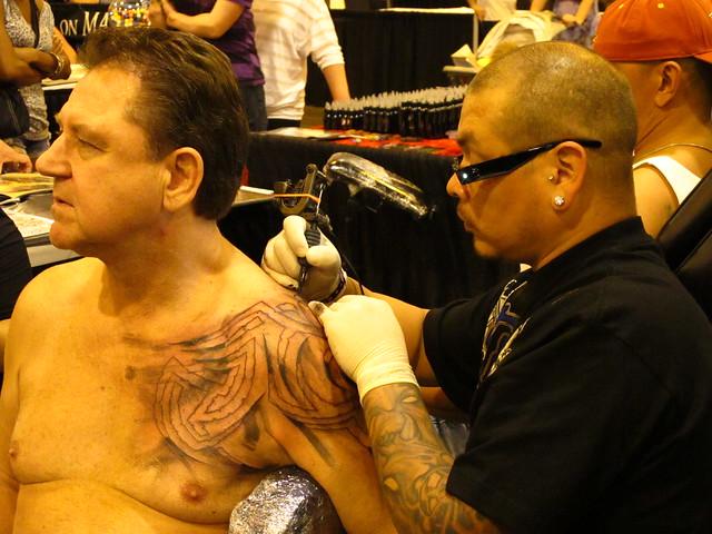 Houston texas one reliant center park tattoo body art for Houston tattoo expo
