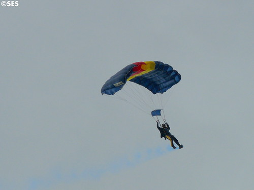 Tigers Parachute Team | by SouthEastern Star ★