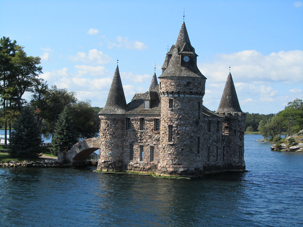 Canada Gananoque Boldt Castle On Thousand Islands Flickr