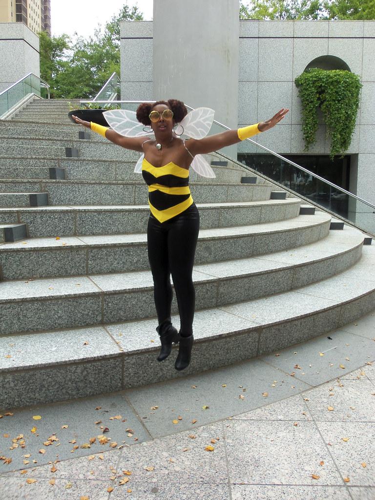 Bumblebee Teen Titans