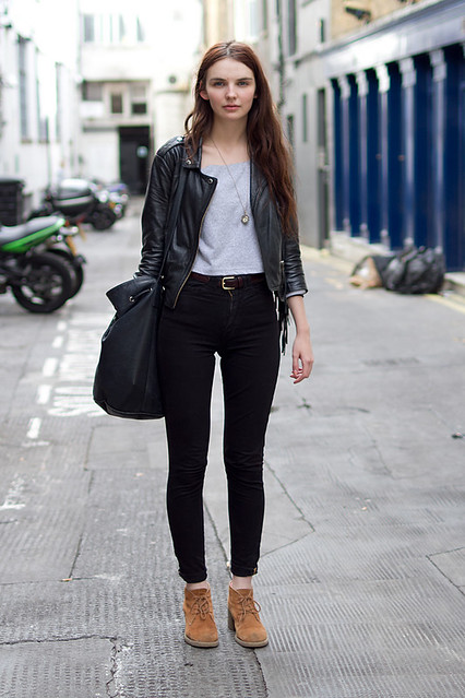 Women 39 s street style london flickr photo sharing Girl fashion style london