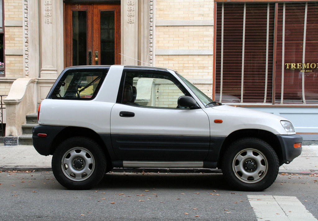 Original Toyota Rav4 2 Door Alex Nunez Flickr