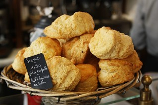 Scones from Pain et Chocolat | by LostNCheeseland