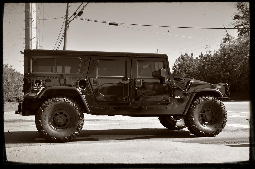 urban assault vehicle alpha hummer was a brand of trucks flickr. Black Bedroom Furniture Sets. Home Design Ideas