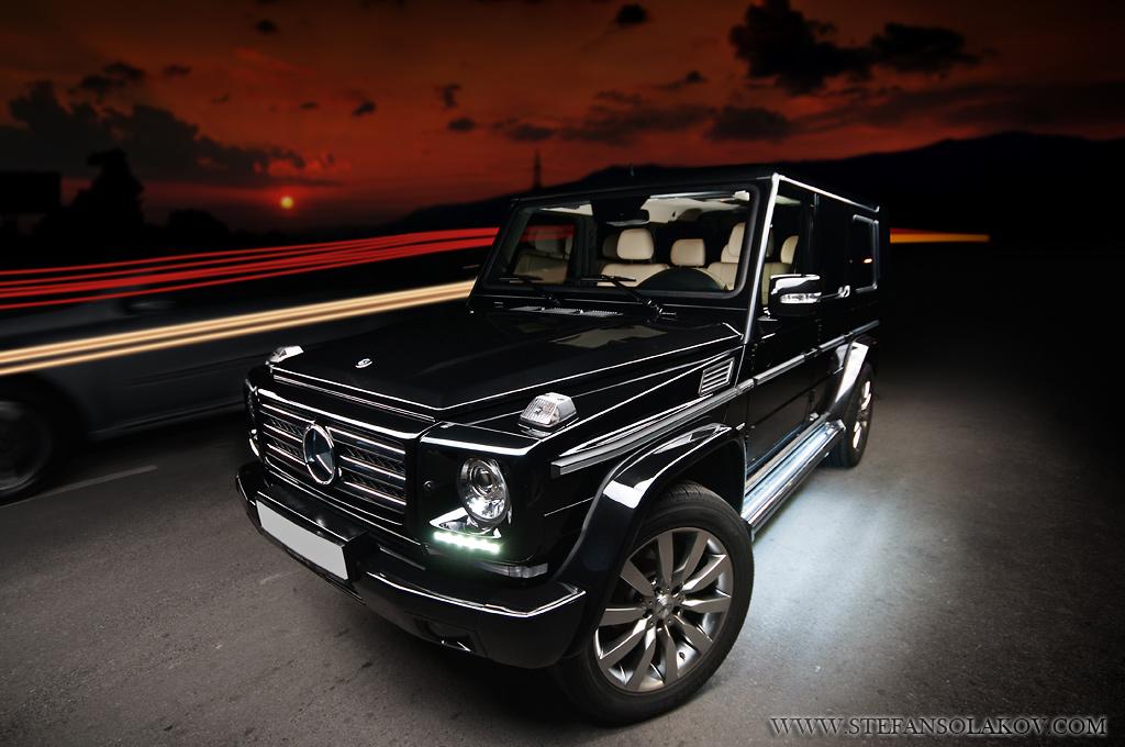 Custom Mercedes G-class | A G-class with entirely custom ...