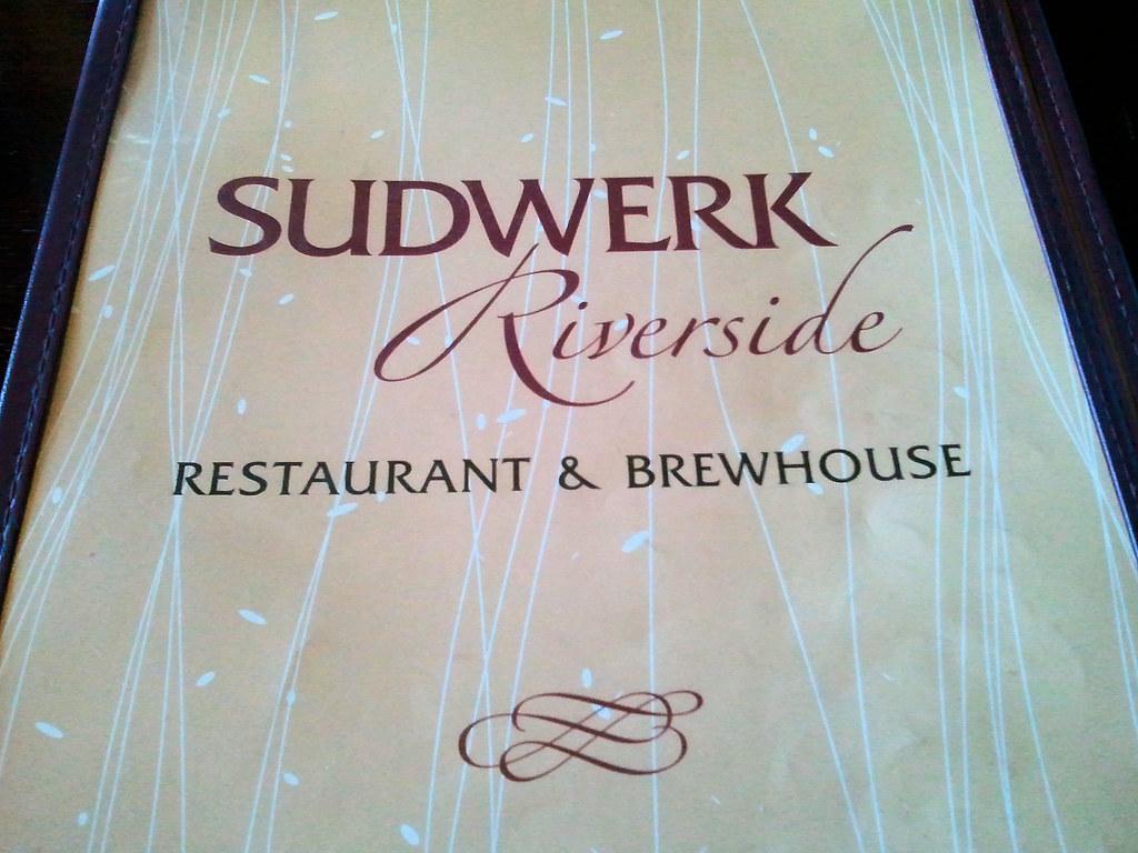 Sudwerk Riverside Restaurant Folsom Ca