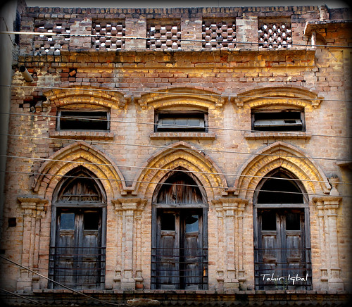 Pre Partition 1947 Sikh Haveli Lyallpur (Faisalabad) | by Tahir Iqbal (Over 49,50,000 Visits, Thank You)