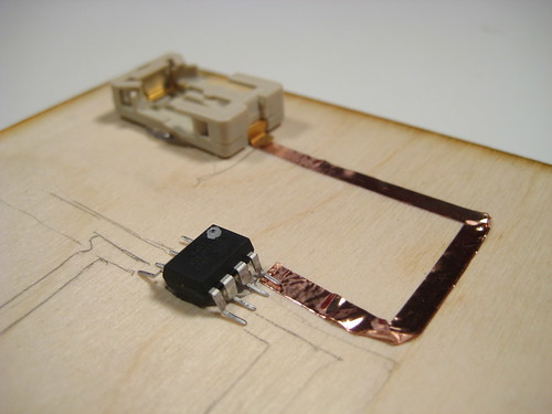 Microcontroller circuit | by dam
