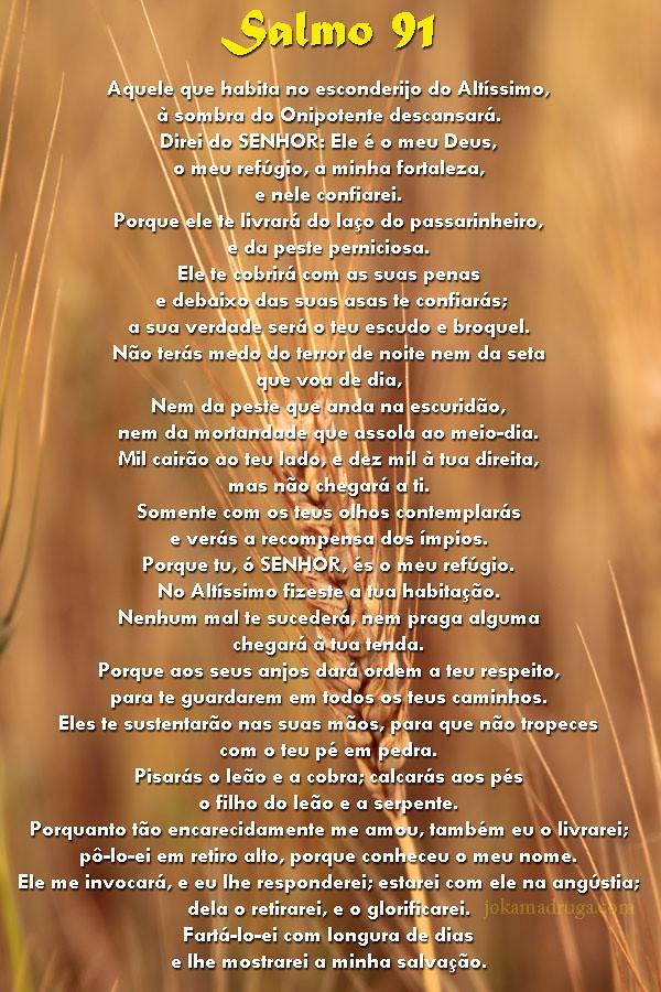 Super Salmo 91   Uma oração de proteção. Ideal para orar todo dia.…   Flickr AT39