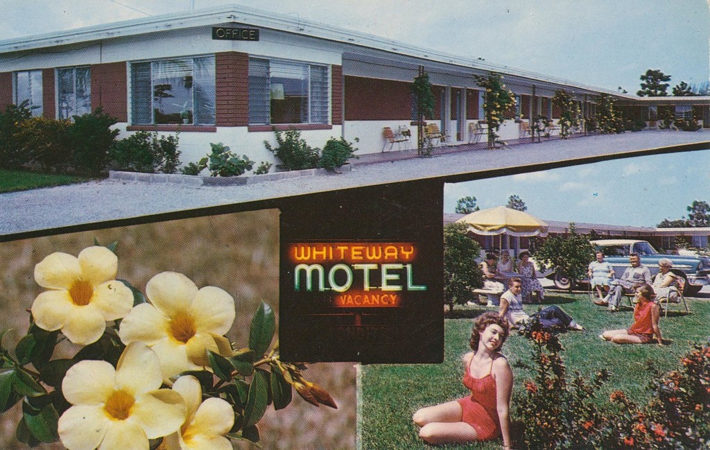 Whiteway Motel - St. Petersburg, Florida