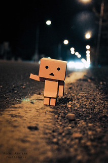 My danbo. | by Ódri.