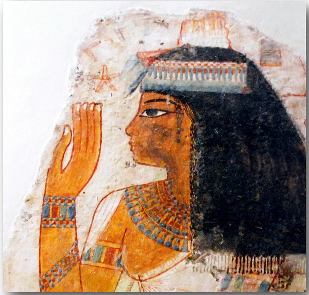 Women In Ancient Egyptian Art 027