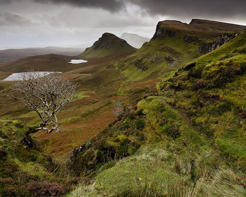 Trotternish Ridge, Skye | by Douglas Griffin
