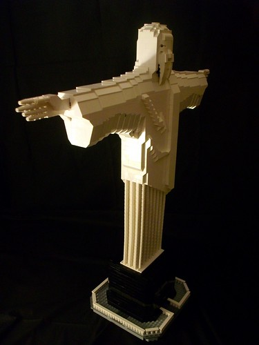 LEGO Statue - Christ the Redeemer | by neilc73