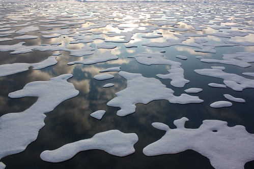 Sea Ice Patterns | by NASA Goddard Photo and Video