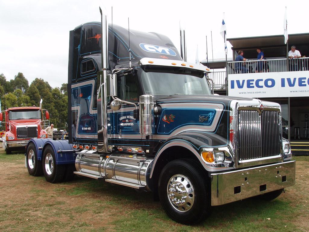 International Truck Paint Jobs