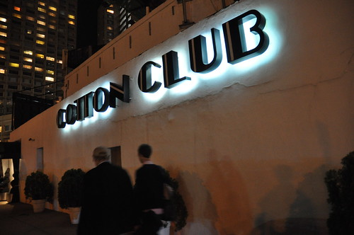 Cotton Club | by JForth