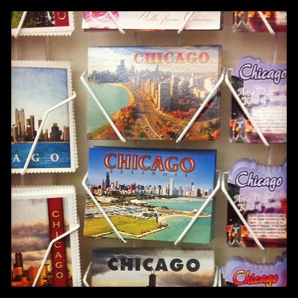 chicago postcards at walgreens walgreens 4sq com o0bbu9 flickr