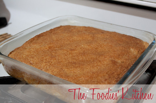 Apple Cake | by The Foodies' Kitchen