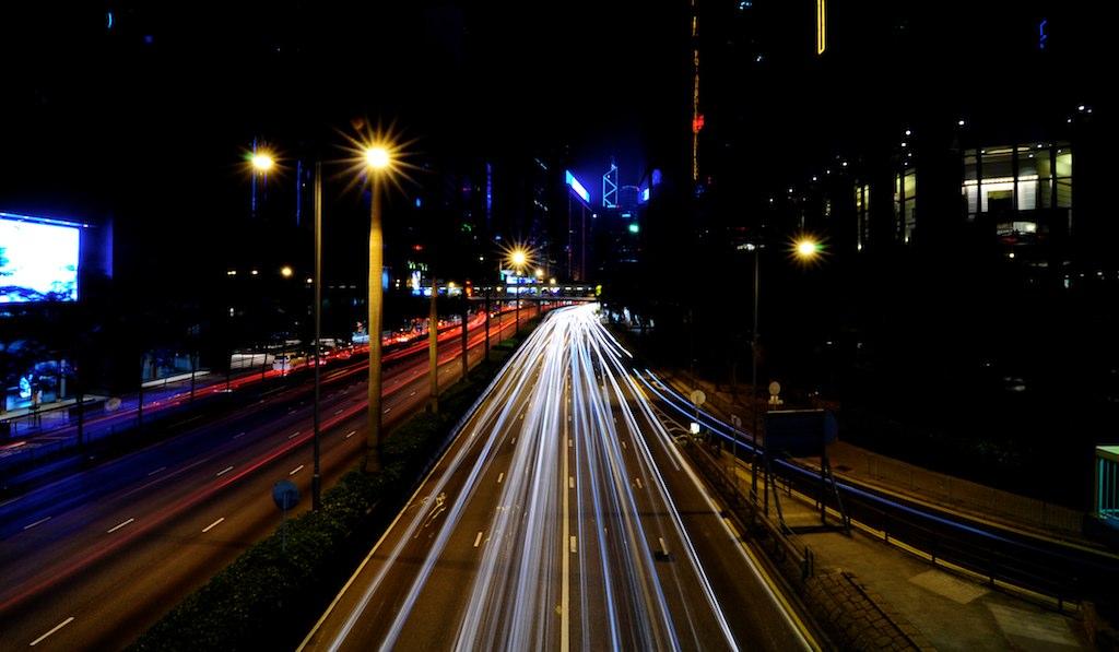 the city light hong kong wan chai the busy city nikon