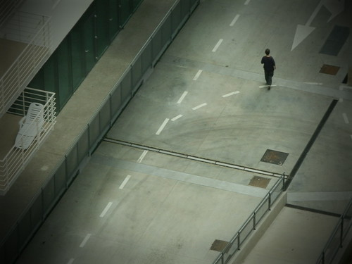 a lone woman | by Mogwai2009