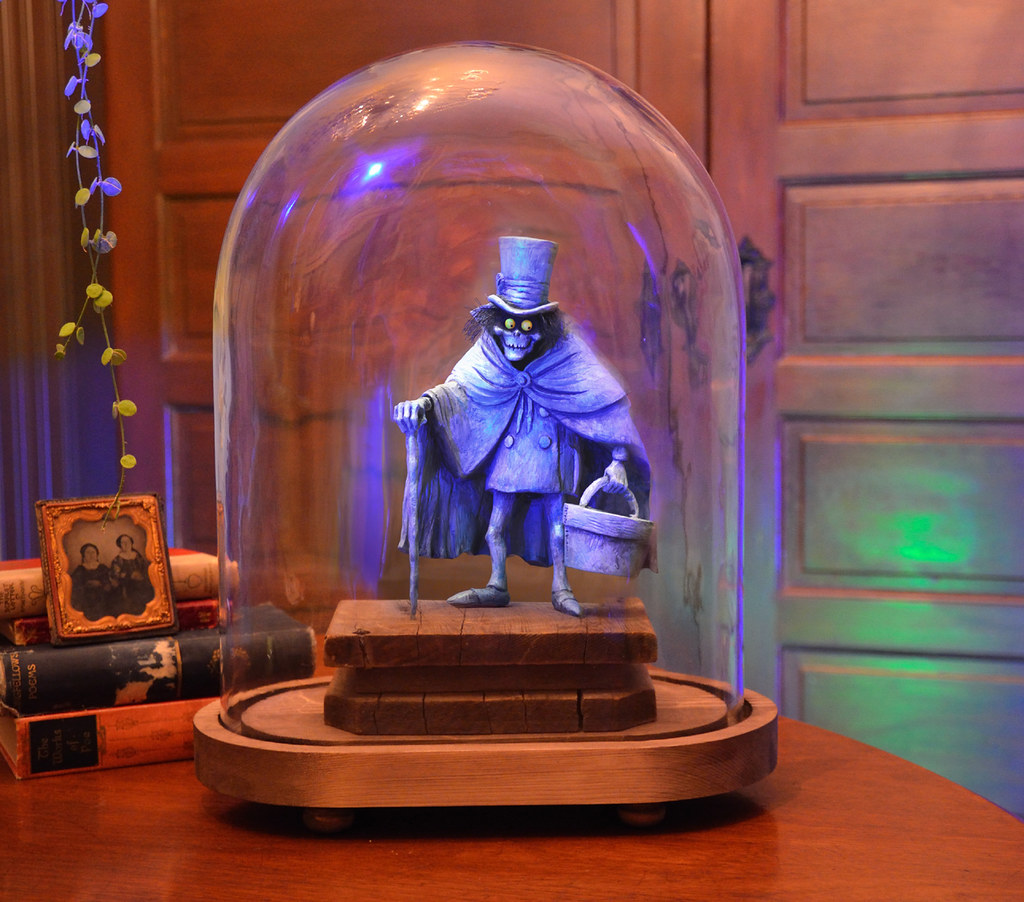 Hatbox Ghost Maquette By Kevin Amp Jody As Far As We Know