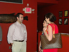 Broward Young Alumni Networking Reception 9-22-11
